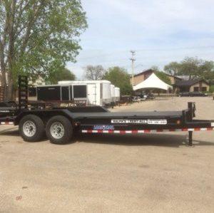Heavey Equipment trailer