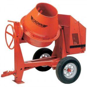 mixer_concrete_gas