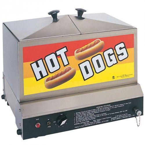 Hot Dog Steamer Cart For Rent