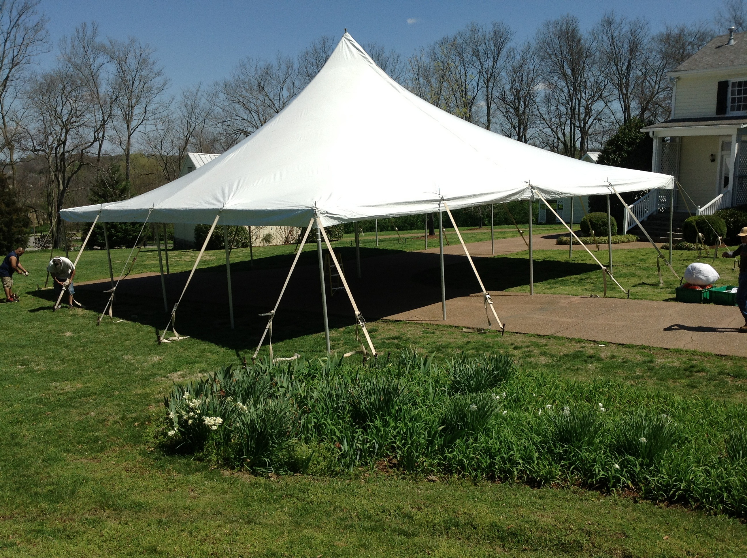 Tent Pavilion Ralph S General Rent All