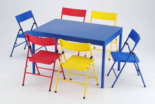 TABLE KIDS 6′ w ADJUSTABLE LEGS