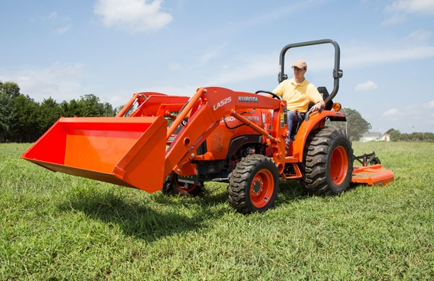 Tractor 25hp Landscape Kubota L2501 Hst Ralph S